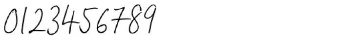 Lid Pen Font OTHER CHARS