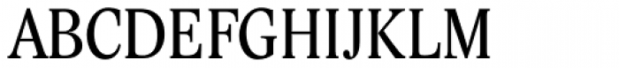 Lido STF Cond Font UPPERCASE