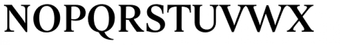 Lido STF Medium Font UPPERCASE