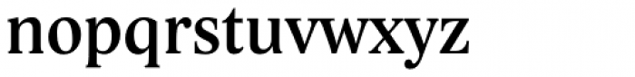 Lido STF Medium Font LOWERCASE