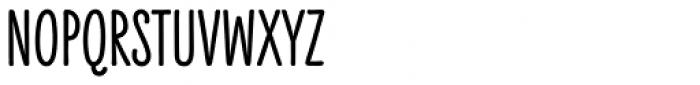 LiebeErika Black Font UPPERCASE
