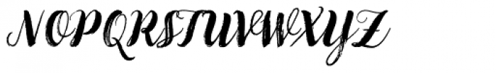 LiebeGerda Bold Italic Font UPPERCASE