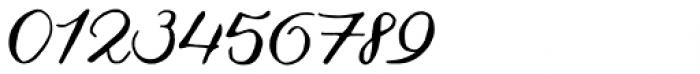 Liesel Regular Font OTHER CHARS