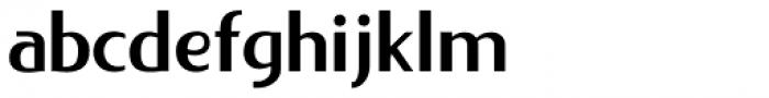 Lieur Bold Font LOWERCASE