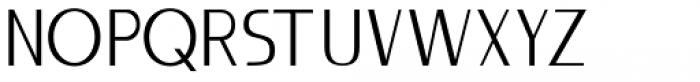 Lieur Light Font UPPERCASE