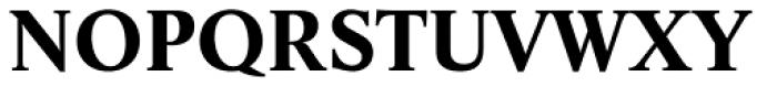Life EF Bold Font UPPERCASE