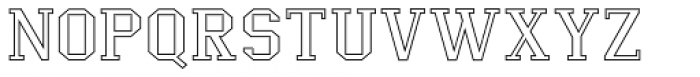 LifeAfterCollege Overlay Wide Middle Font UPPERCASE