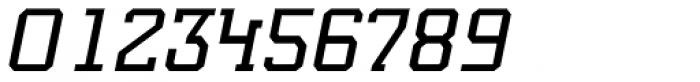 Lifeguard 67 Medium Oblique Font OTHER CHARS