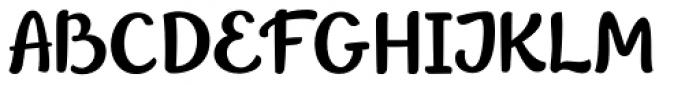 Lifehack Basic Font UPPERCASE