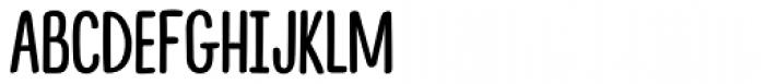 Lifehack Sans Medium Font UPPERCASE