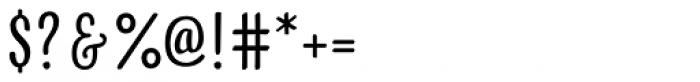 Lifehack Sans Font OTHER CHARS