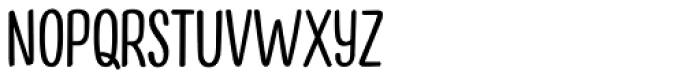 Lifehack Sans Font UPPERCASE