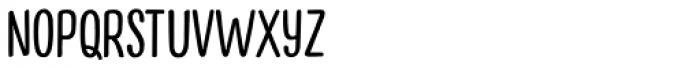 Lifehack Sans Font LOWERCASE