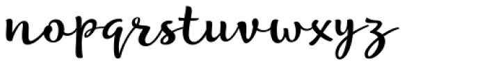 Lifehack Font LOWERCASE