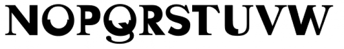 Lifer Font UPPERCASE