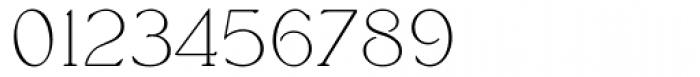 Light Classic Roman Font OTHER CHARS
