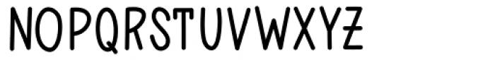 Light Up Bold Font UPPERCASE
