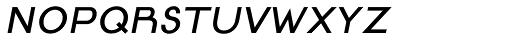 Lightbox SC Italic Font LOWERCASE