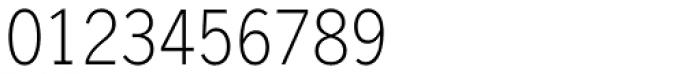 Lightline Gothic EF Font OTHER CHARS