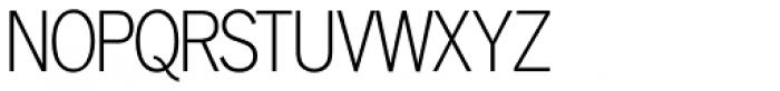Lightline Gothic SH Reg Font UPPERCASE