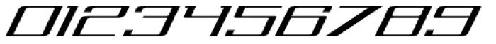 Lightspeed Font OTHER CHARS