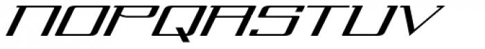 Lightspeed Font UPPERCASE