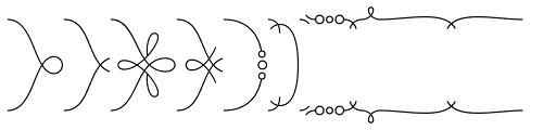 Lignette Deco Font LOWERCASE