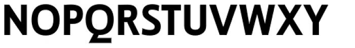 Ligurino Bold Font UPPERCASE