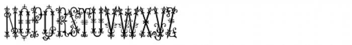 Like Wundes1 Font UPPERCASE