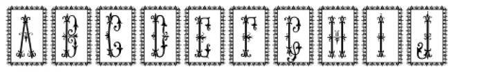 Like Wundes1 Font LOWERCASE