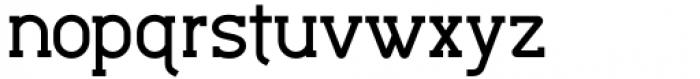 Lilette Bold Font LOWERCASE