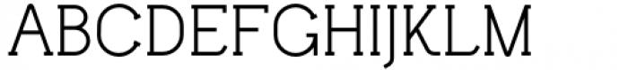 Lilette Medium Font UPPERCASE