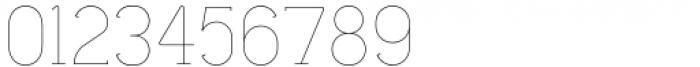 Lilette Ultra Light Font OTHER CHARS