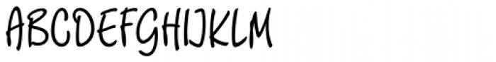 Limehouse Script Std Font UPPERCASE