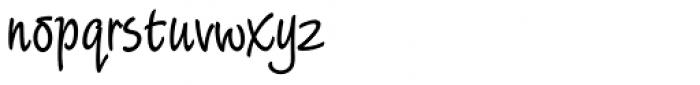 Limehouse Script Std Font LOWERCASE