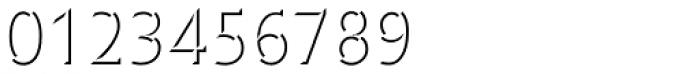 Limine Creux Medium Font OTHER CHARS