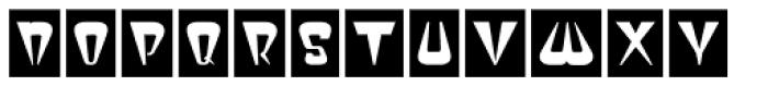 Limited Appeal JNL Font UPPERCASE