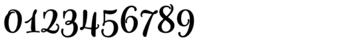 Limon Script Bold Font OTHER CHARS