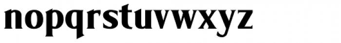 Limonata Condensed Bold Font LOWERCASE