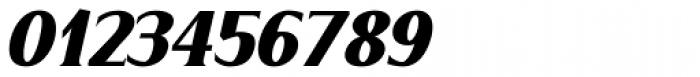 Limonata Condensed ExtraBold Italic Font OTHER CHARS