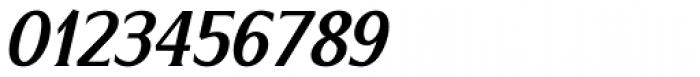 Limonata Condensed Medium Italic Font OTHER CHARS