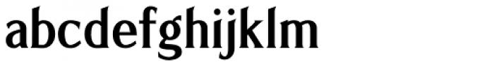 Limonata Condensed Medium Font LOWERCASE