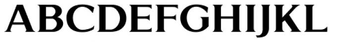Limonata Extended Bold Font UPPERCASE