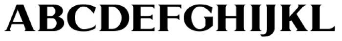Limonata Extended ExtraBold Font UPPERCASE