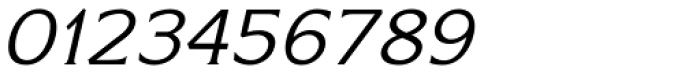 Limonata Extended Italic Font OTHER CHARS