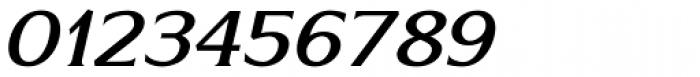 Limonata Extended Medium Italic Font OTHER CHARS