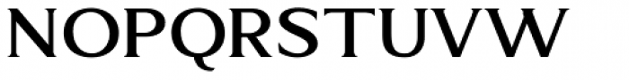 Limonata Extended Medium Font UPPERCASE