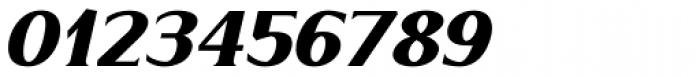 Limonata ExtraBold Italic Font OTHER CHARS