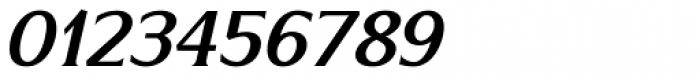 Limonata Medium Italic Font OTHER CHARS