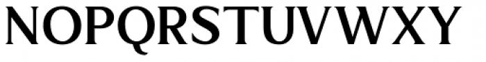 Limonata Medium Font UPPERCASE